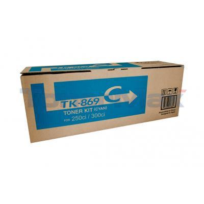KYOCERA MITA CS-250CI CS-300CI CYAN TONER
